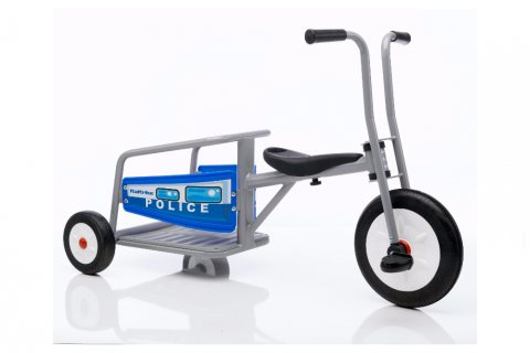Tricycle Linea Promo Police Italtrike
