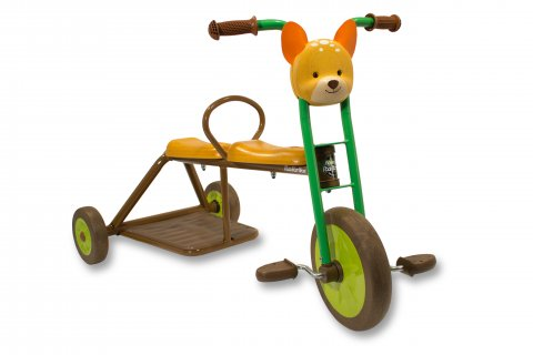 Tricycle Forest Deer 2 places Italtrike